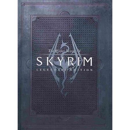 The Elder Scrolls V: Skyrim: Prima Official Game Guide: Legendary Edition - Skyrim Halloween Edition