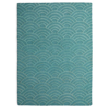Vintage Sun Area Rug by Drew Barrymore Flower Home ()