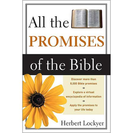 All the Promises of the Bible by