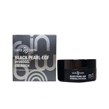 Black Pearl-EGF Hydrogel Eye Patch (60