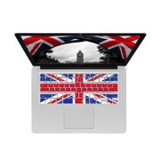 KB Covers British Flag Keyboard Cover for MacBook/Air 13/Pro (2008+)/Retina & Wireless (GBR-FLAG-M-CC-2)
