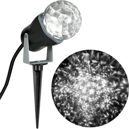 Lightshow Christmas Laser Kaleidoscope Lights, (Best Xmas Light Projector)