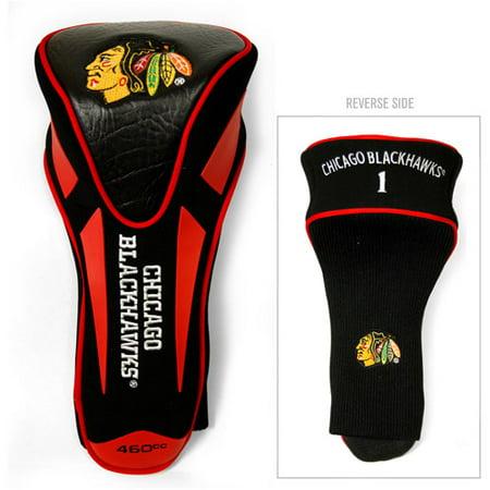 Team Golf NHL Chicago Blackhawks Single Apex Driver Head