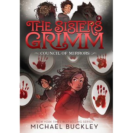 Peter Grimm Elastic (The Council of Mirrors (The Sisters Grimm #9) : 10th Anniversary Edition)