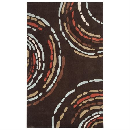 Artistic Weavers Pollack Brown Geometric Keely Area Rug