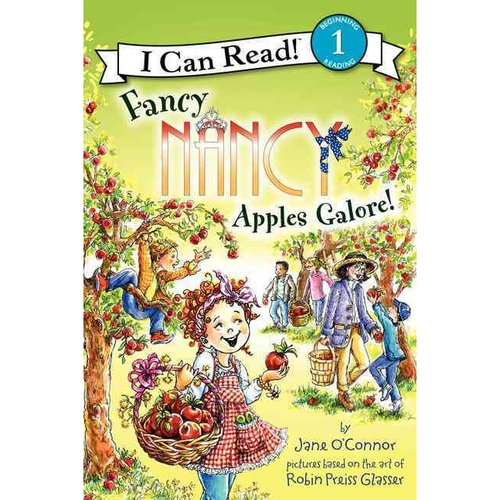Fancy Nancy: Apples Galore
