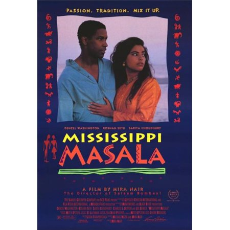 Posterazzi MOVAG0478 Mississippi Masala Movie Poster - 27 x 40 in. - image 1 of 1