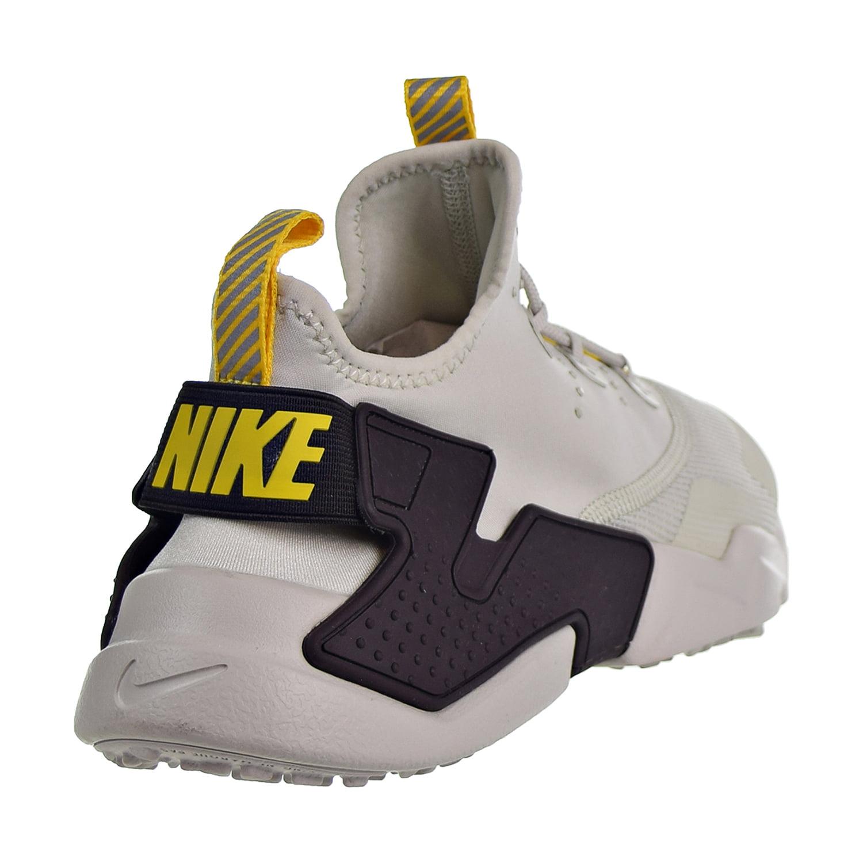 7e3e46a3535b NIke Huarache Drift Big Kid s Running Shoes Light Bone Vivid Sulfur 943344- 004 - Walmart.com