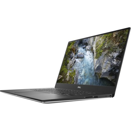 Dell XPS 15 9570 Touchscreen Notebook, 15.6'', 3840 x 2160, Core i9 i9-8950HK, 32GB RAM, 1TB SSD, Platinum Silver