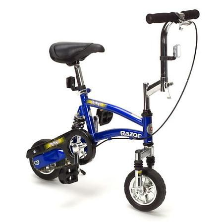 Razor Punk 360 Mini Bicycle With Dual Suspension