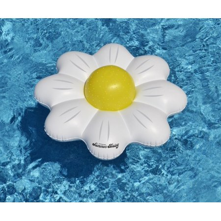 48 Quot White Summer Daisy Inflatable Novelty Swimming Pool