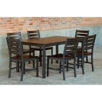 Elan Furniture Loft 7 Piece Dining Set
