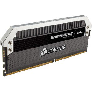 Corsair Ram - Corsair CMD32GX4M2B3000C15 Dominator 32GB 2X16GB DDR4 3000MHz CL15 Memory RAM