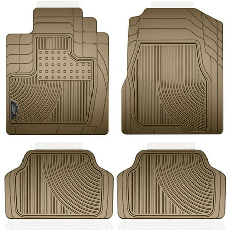 Armor All Tan Suv Crossover Floor Mat