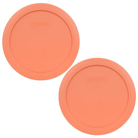 - Pyrex Replacement Lid 7201-PC Bahama Sunset Light Orange Cover (2-Pack) for Pyrex 7201 4-Cup Bowl (Sold Separately)