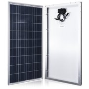 ACOPOWER 100 Watt 100W Poly Solar Panel with MC4 Connectors for 12 Volt Battery Charging RV, Boat, Off Grid