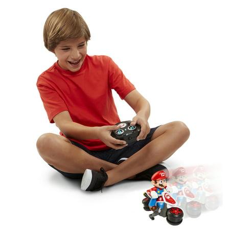 World of Nintendo Mario Kart Anti-Gravity Motorcycle R/C Vehicle ()
