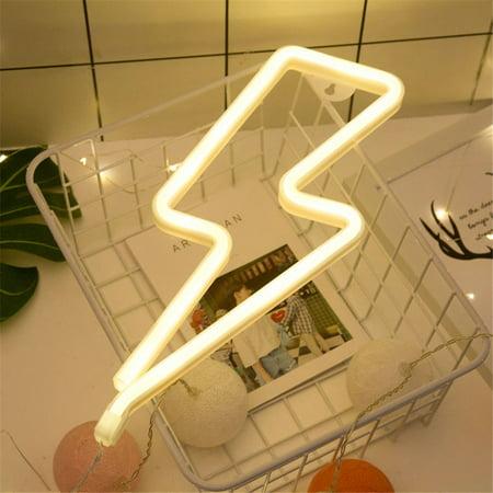 Angel Cactus LED Lights Light White Plastic Love Battery USB Dual-use Models
