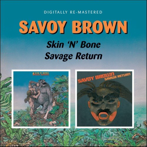 Skin N Bone / Savage Return (Rmst) (Slip)