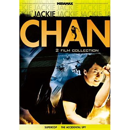 Jackie Chan 2-Film Collection: Supercop / The Accidental Spy (Widescreen) Jackie Kennedy Collection