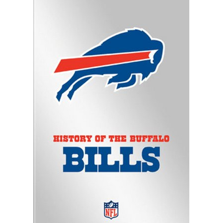 Buffalo Bills Coaster - NFL History of the Buffalo Bills (DVD)