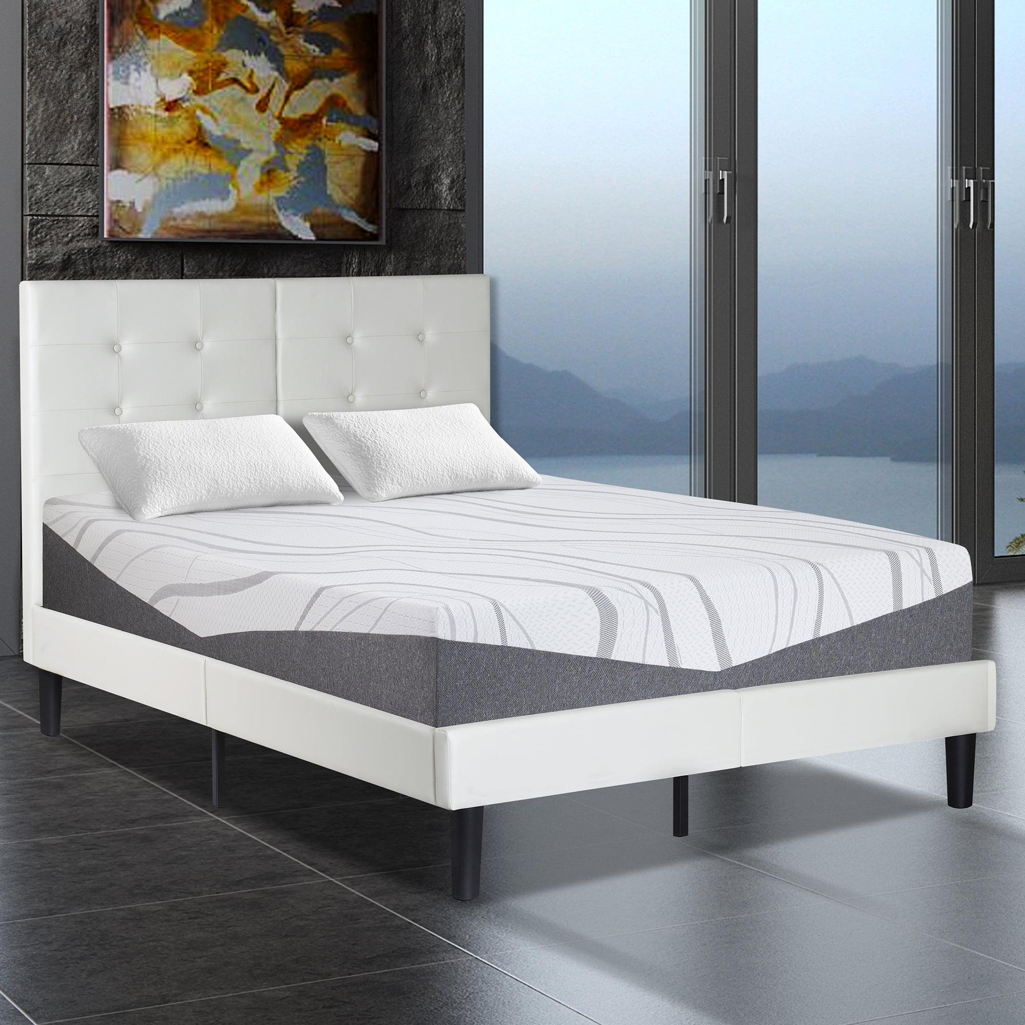 Sleeplace 10 inch Ultra Comfort Multi Layer Memory Foam Mattress (TWIN)