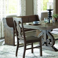 Homelegance Toulon Wood Dining Bench