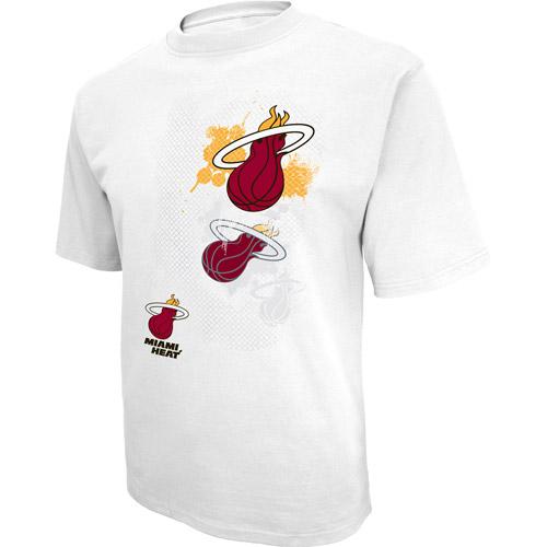 NBA Men's Miami Heat Short Sleeve Tee
