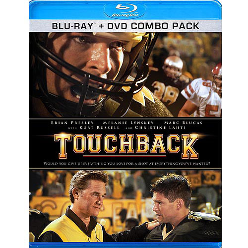 Touchback (Blu-ray   DVD) (Widescreen)