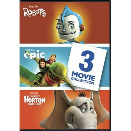 Robots / Epic / Horton Hears A Who! (DVD) - Horton Hears A Who Costume