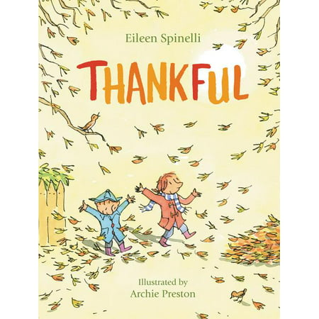 ISBN 9780310000884 product image for Thankful (Hardcover)   upcitemdb.com