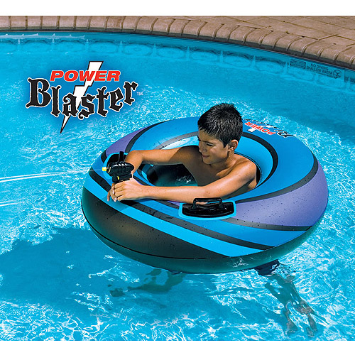 Power Blaster Inflatable Pool Toy