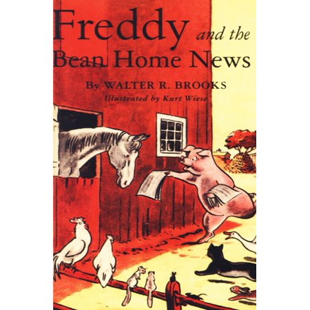 Freddy and the Bean Home News - eBook