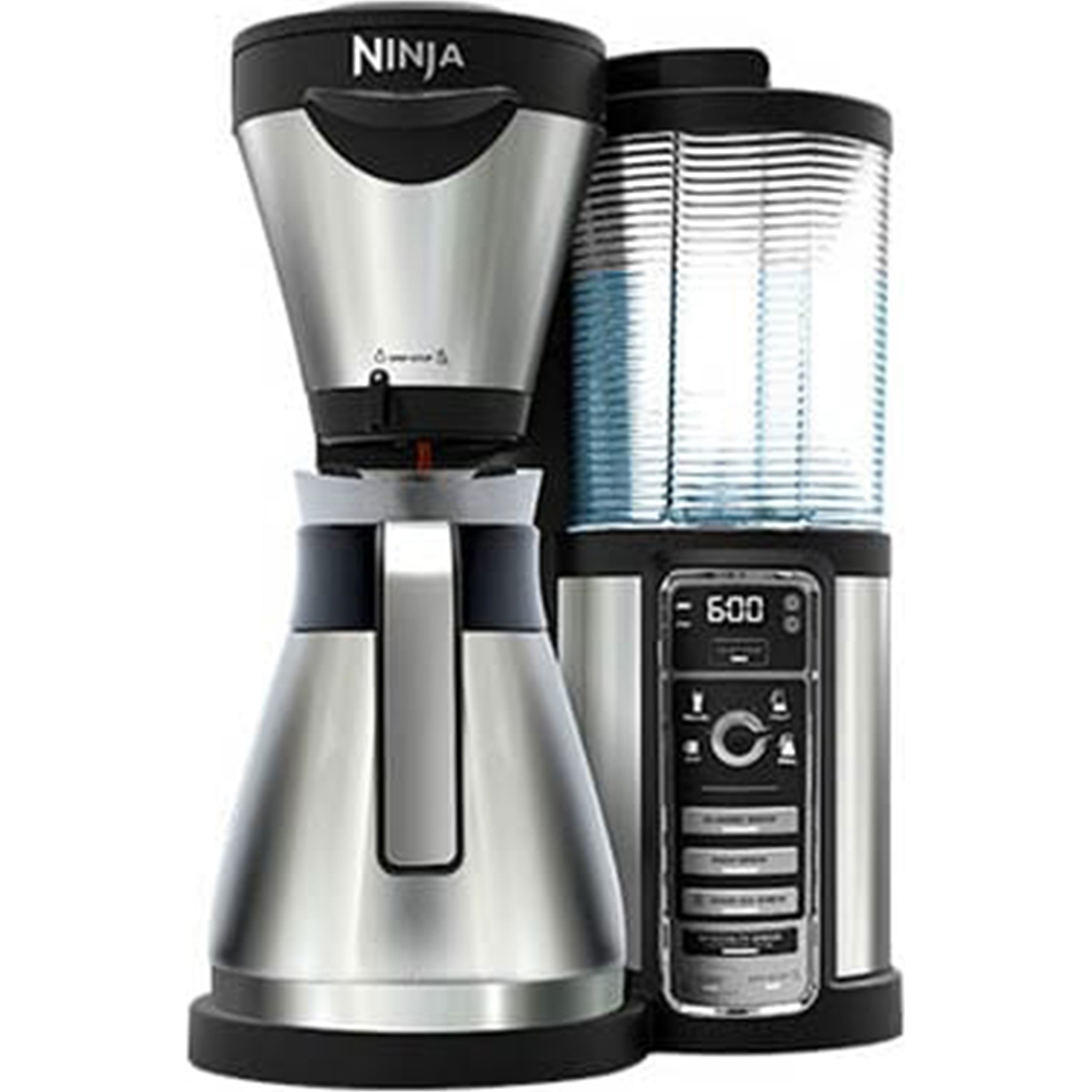 Refurbished Ninja Coffee Bar with Auto IQ and Thermal Carafe, CF085