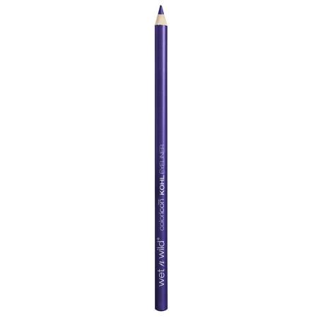 Wet N Wild ColorIcon Kohl Eyeliner, 610A Of Quartz!, 0.04 Oz Wet N Wild Color Icon Kohl Liner Pencil - Of Quartz!