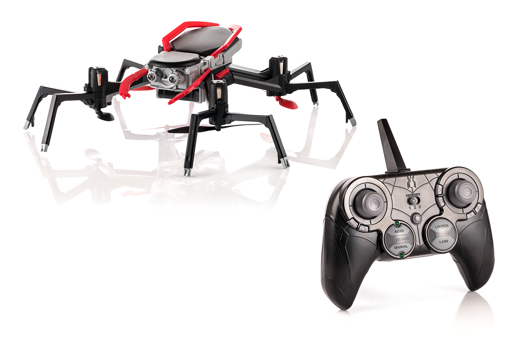 Spider-Drone , The Official Spider-Man Homecoming Movie Edition, Powered by Sky Viper