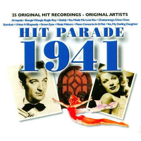 HIT PARADE 1941 (Wedding Present Hit Parade)