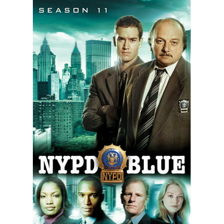 NYPD Blue: Season 11 (DVD)](Floor Season Halloween Level 11)