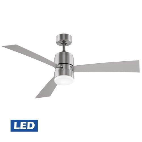 3-Blade Ceiling Fan in Brushed Nickel Finish by Fanimation, Inc.