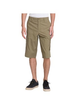 54cc09e863 Product Image Bossini Green Selection Mens Solid Cargo Shorts 28,38 - Green