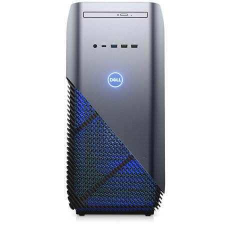 Dell Inspiron 5680 Gaming Desktop, Intel® Core™ i7+ 8700 Processor, NVIDIA® GeForce® GTX 1060 3GB Graphics, 1TB HDD, 8GB + 16GB Optane Memory, DVD Drive, McAfee 12