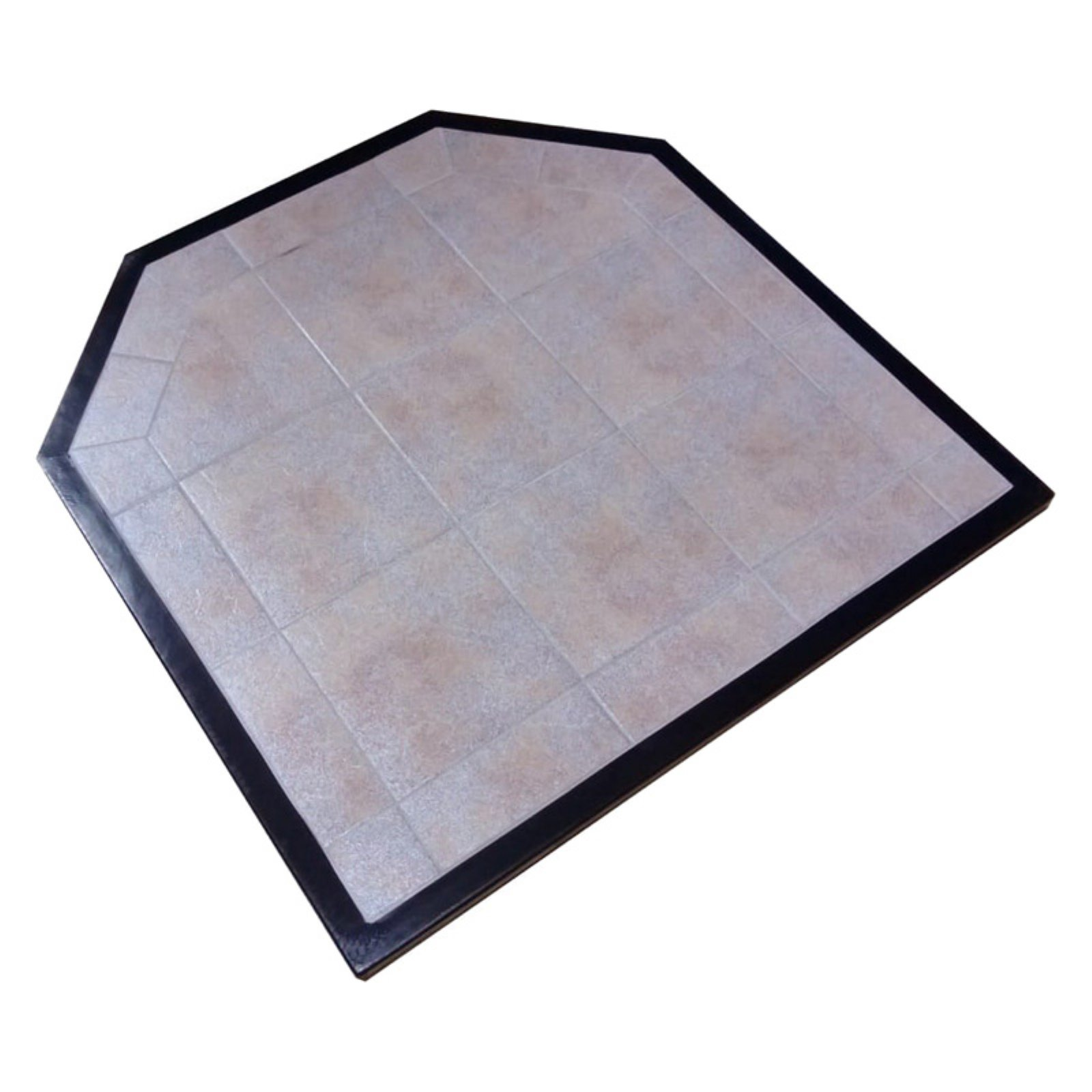 HearthSafe 48 x 48 in. Wall Thermal Hearth Pad