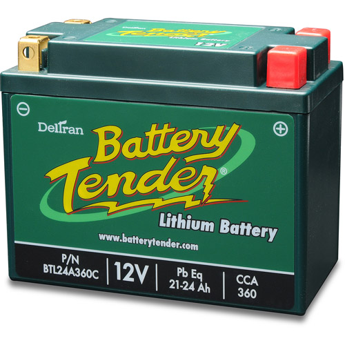Deltran Battery Tender 21-24A Lithium Battery