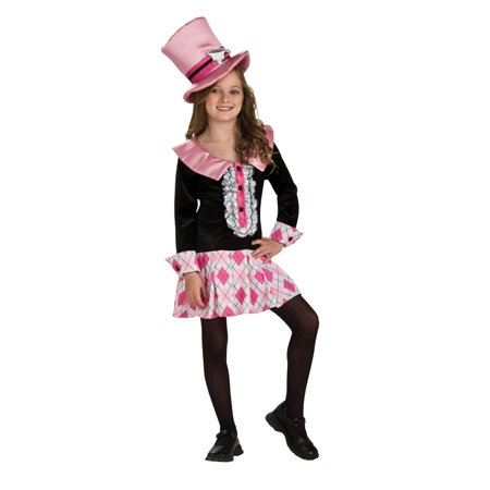 Child Mad Tea Party Alice Costume Rubies - Tea Party Costume