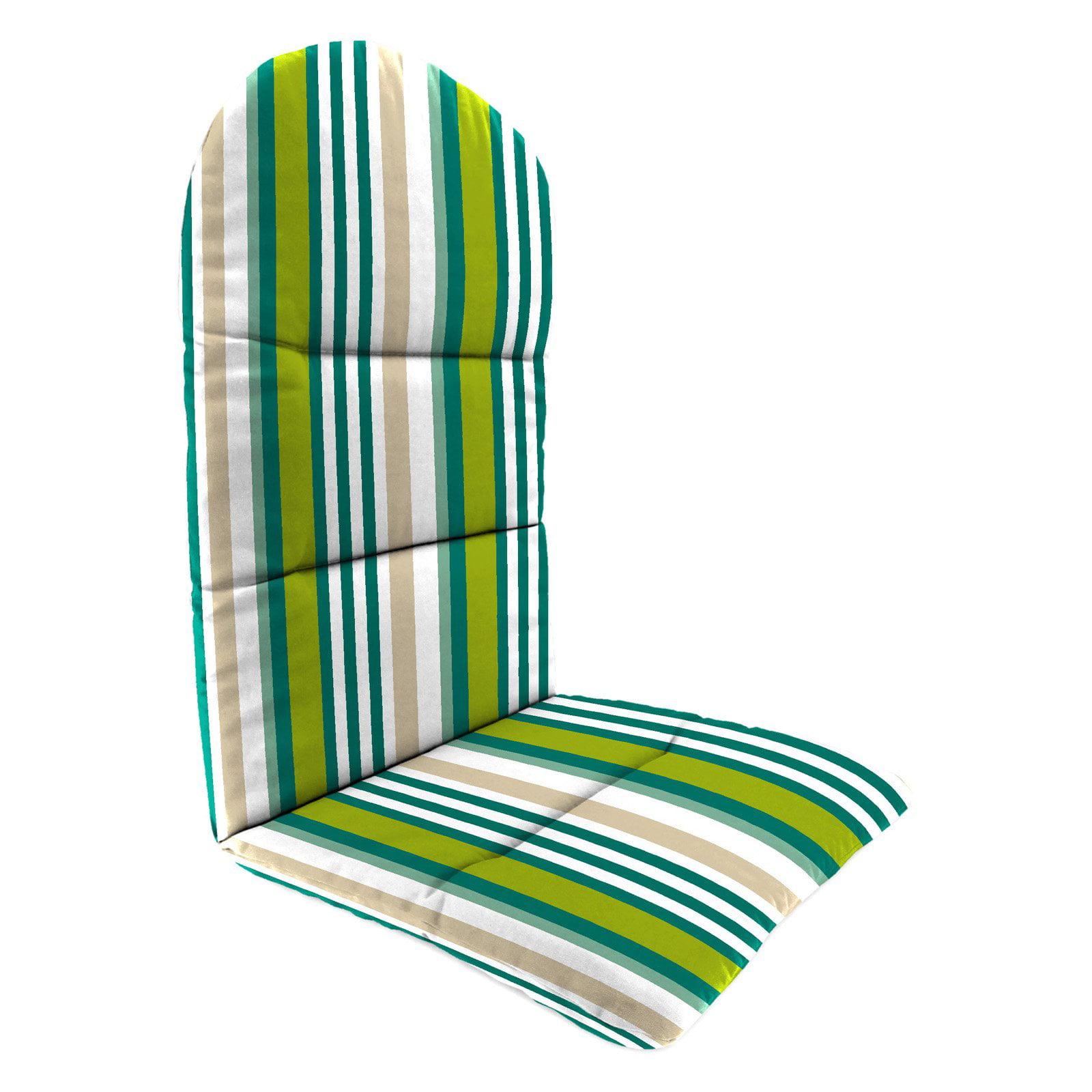 Jordan Manufacturing 49 in. Knife Edge Outdoor Adirondack Chair Cushion - Kastel