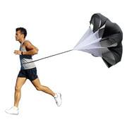 "Agptek 40"" inch Speed Training Resistance Parachute Chute Power Running Chute"