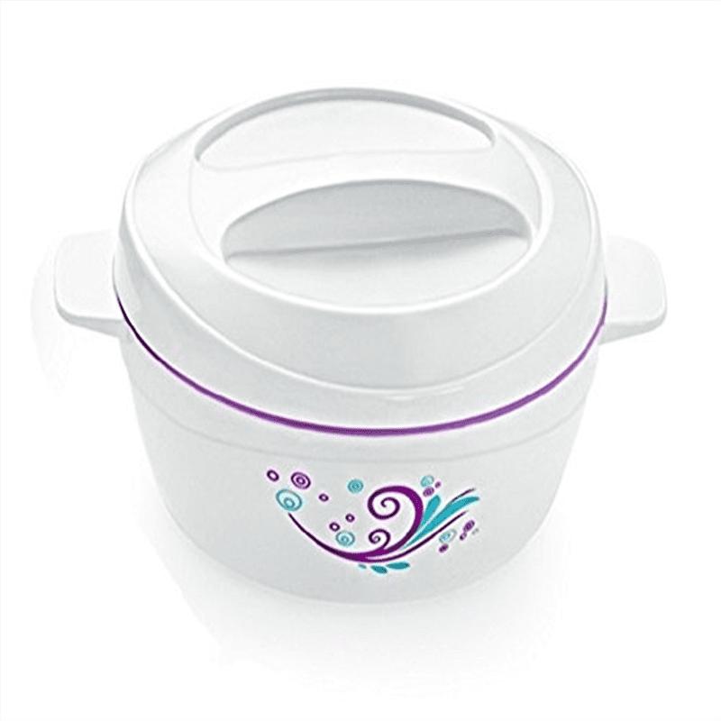 Cello Alpha Insulated Food Warmer Server Casserole Hot Pot, 10-Liter by Supplier Generic