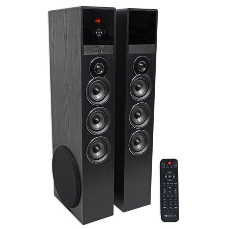 Tower Speaker Home Theater System w/Sub For Samsung Q6F Television (Samsung Blu Ray 1000 Watt Home Theater System)