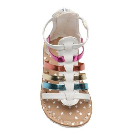 Wonder Nation Gladiator Sandal (Infant Girls)