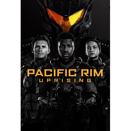 Pacific Rim Uprising (DVD) (Best Places To Stay Along The Pacific Coast Highway)